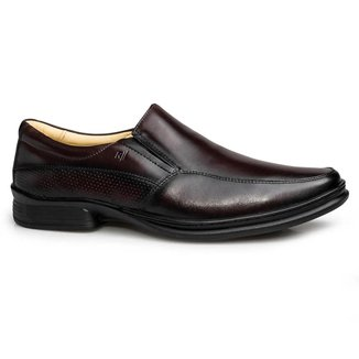 Sapato Social Couro Rafarillo Soft Comfort Masculino