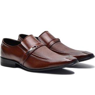 Sapato Social Couro Sartre Masculino