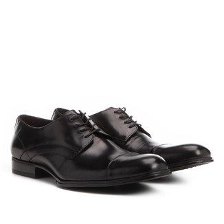 Sapato Social Couro Shoestock Revere
