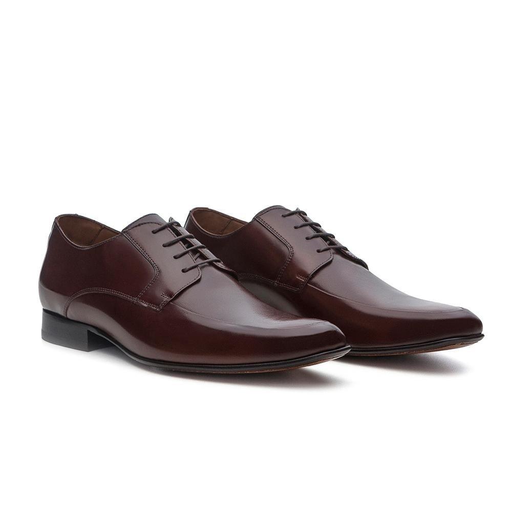 02ffb39f0b Sapato Social Couro Villione Bradford Masculino - Compre Agora