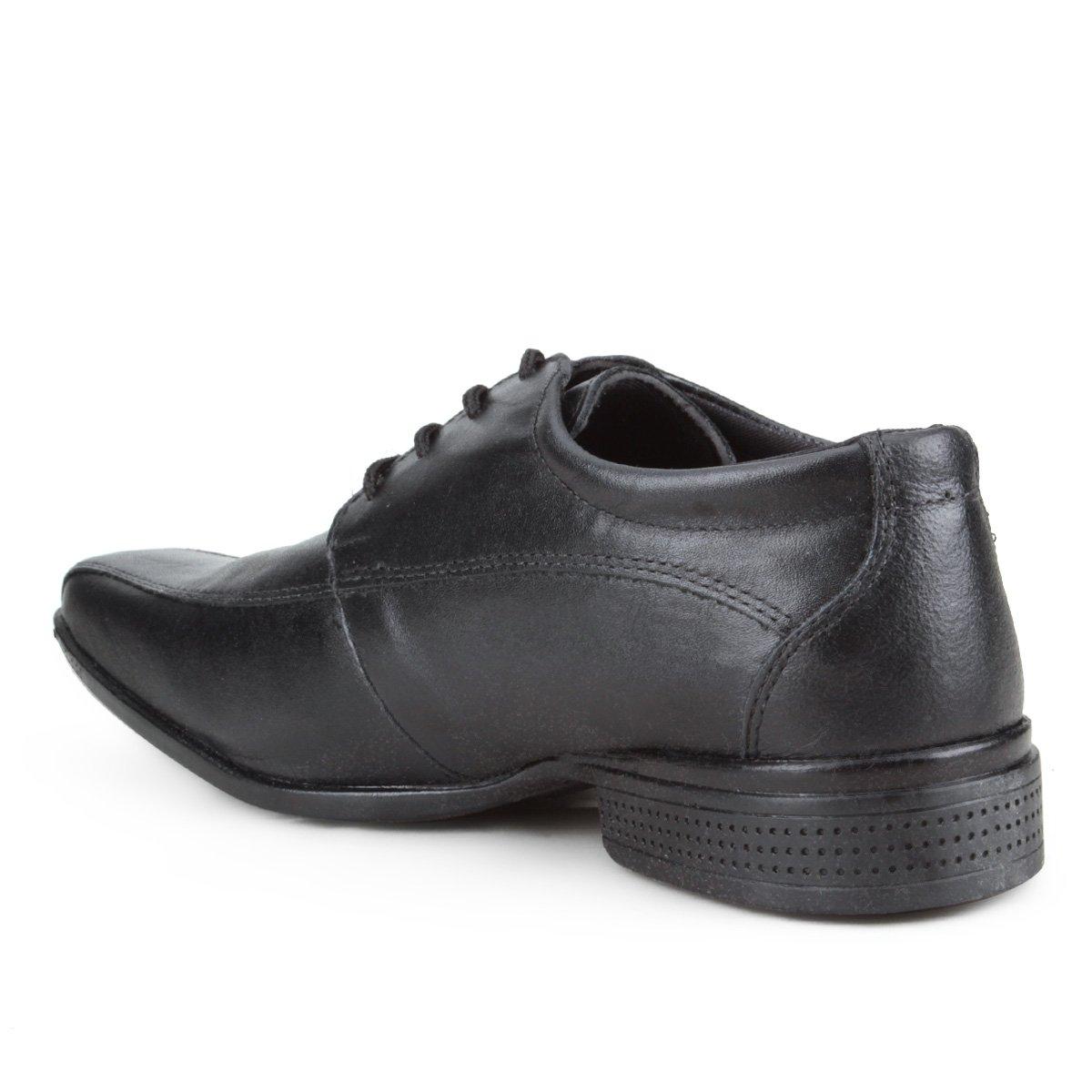 Quadrado Quadrado Preto Couro Couro Bico Sapato Walkabout Sapato Walkabout Social Sapato Preto Bico Social Social Couro fw6CxRRqa