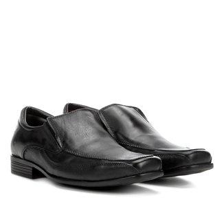 Sapato Social Couro Walkabout Sem Cadarço Masculino