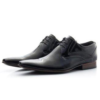 Sapato Social Derby Sola de Couro Bigioni Masculino
