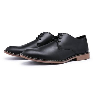 Sapato Social Derby Top Franca Shoes Masculino