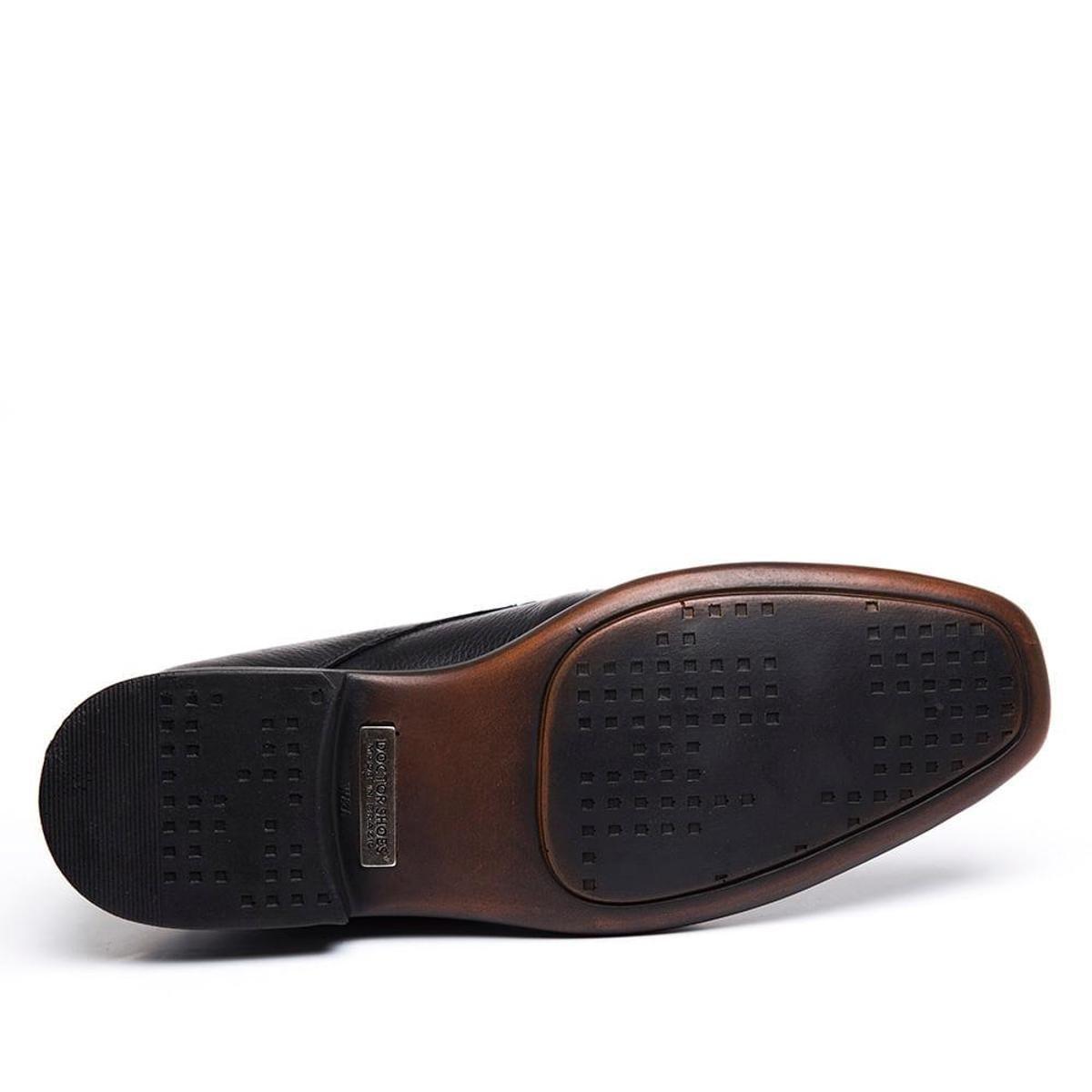 486602 Social Doctor Sapato Preto Shoes Social Comfort Sapato Extra 0qUxg4w