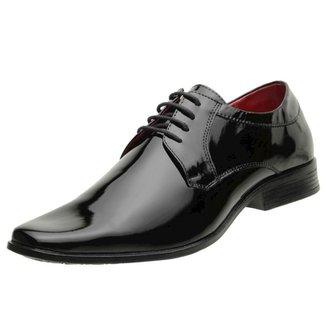 Sapato Social Dudu Dias 10 Sintetico Businessy  Masculino