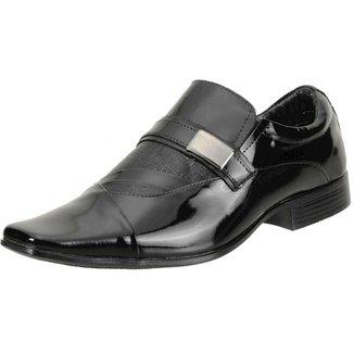 Sapato Social DuduDias10 Couro Chelm Masculino