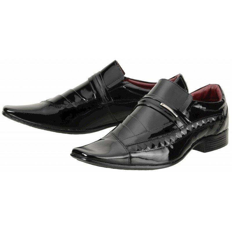 396b67857 Sapato Social DuduDias10 Couro Lyon Masculino - Compre Agora | Zattini