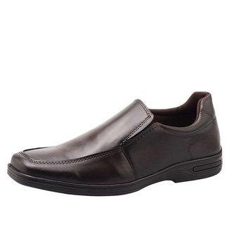Sapato Social em Couro US MAGAZINE