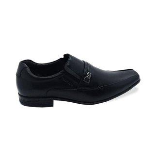 Sapato Social em Couro Vitrine dos Pés Basic Masculino