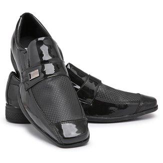 Sapato Social Estilo Elegance Verniz Schiareli Masculino