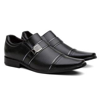 Sapato Social Falaise Conforto Elegante Masculino