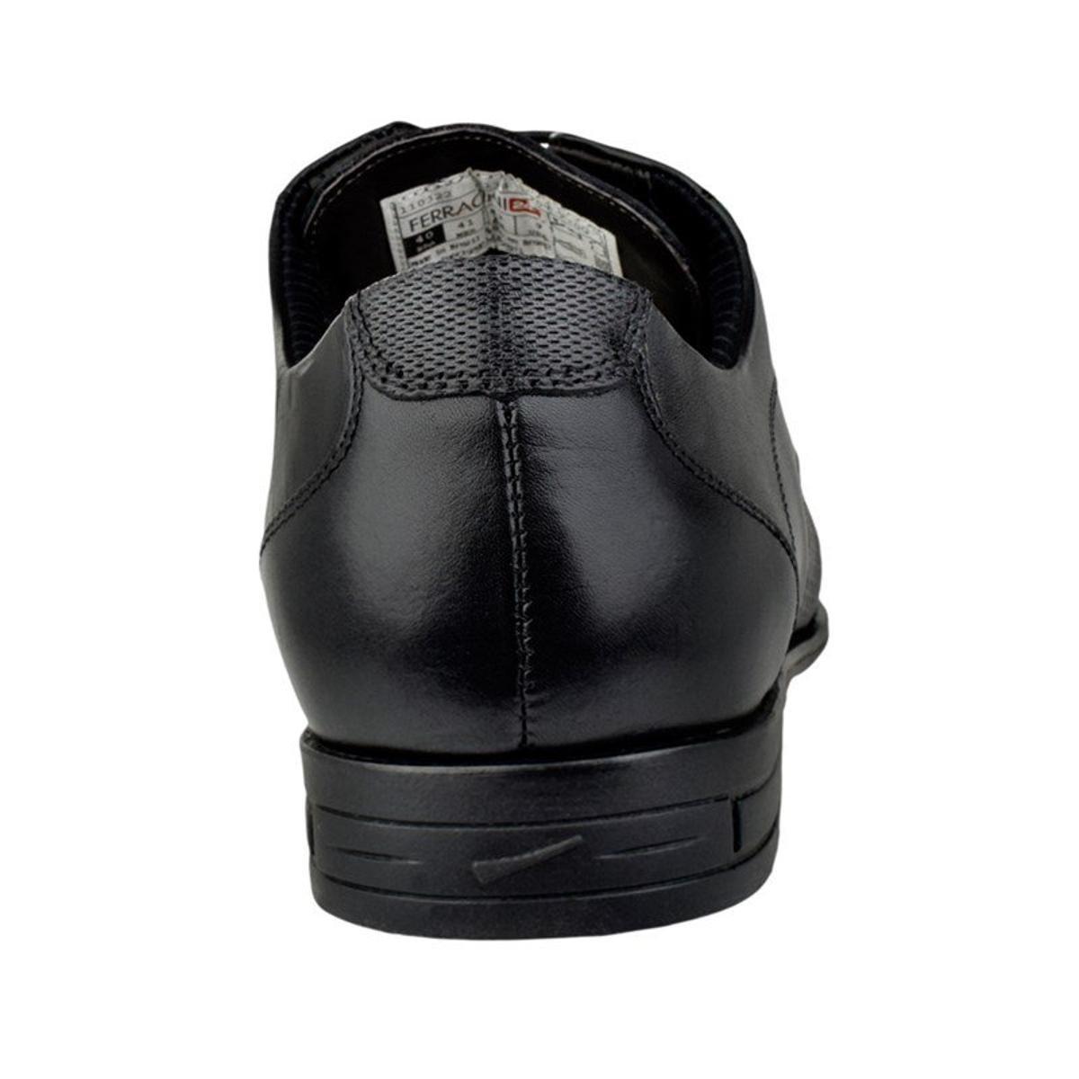 75cf82db34 Sapato Social Ferracini Bristol Masculino - Preto - Compre Agora ...