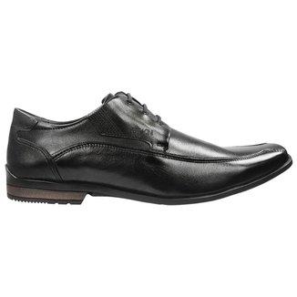 Sapato Social Ferracini Masculino Preto