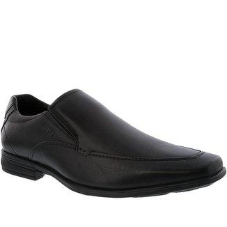 Sapato Social Ferracini Mayer Couro Preto - 43