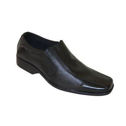 Sapato Social Fox Comfort Side Gore