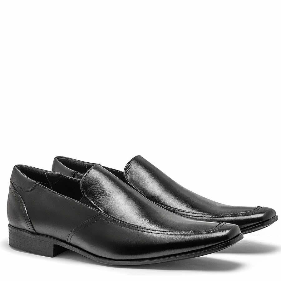 Preto Sapato Sapato Johnny Social Johnny Masculino Brands Brands Social r7Fr4