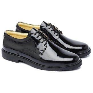 Sapato Social Kallucci Militar Masculino