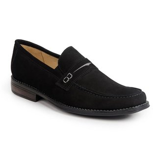 Sapato Social  Loafer Sandro Moscoloni Griesman Nobuck Masculino