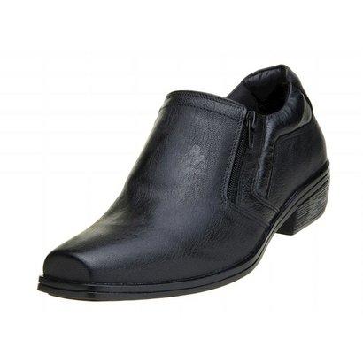 Sapato Social Macshoes Zíper-Feminino
