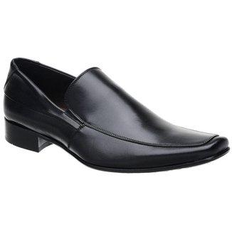Sapato Social Malbork em Couro de Carneiro Liso 014-914