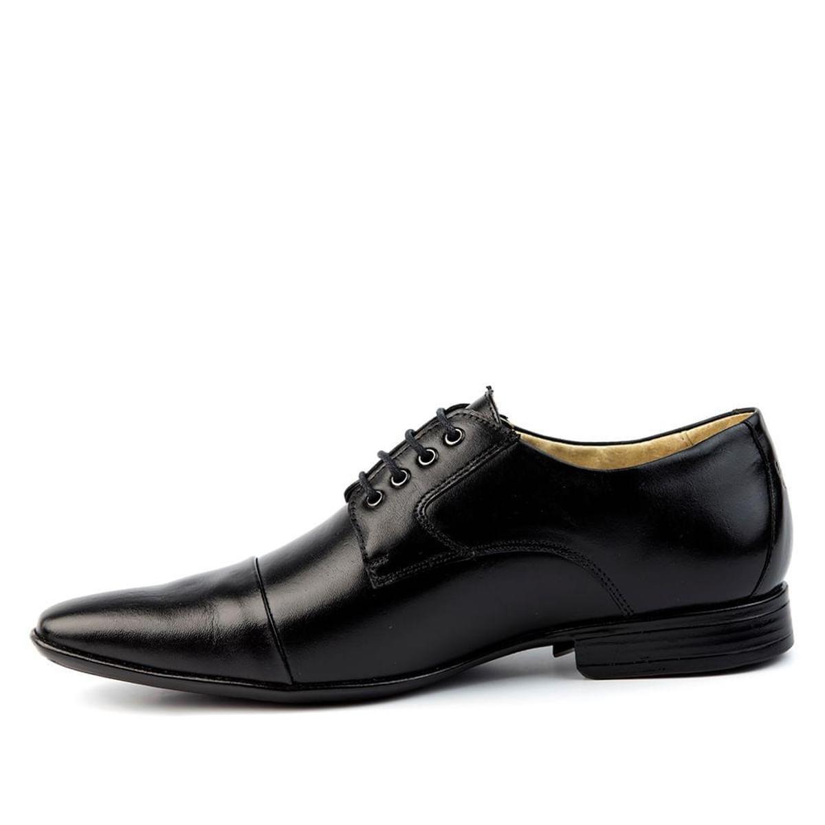 Shoes Social Doctor Preto Masculino 3047 Sapato Jade em Couro BAWn0wn1qd