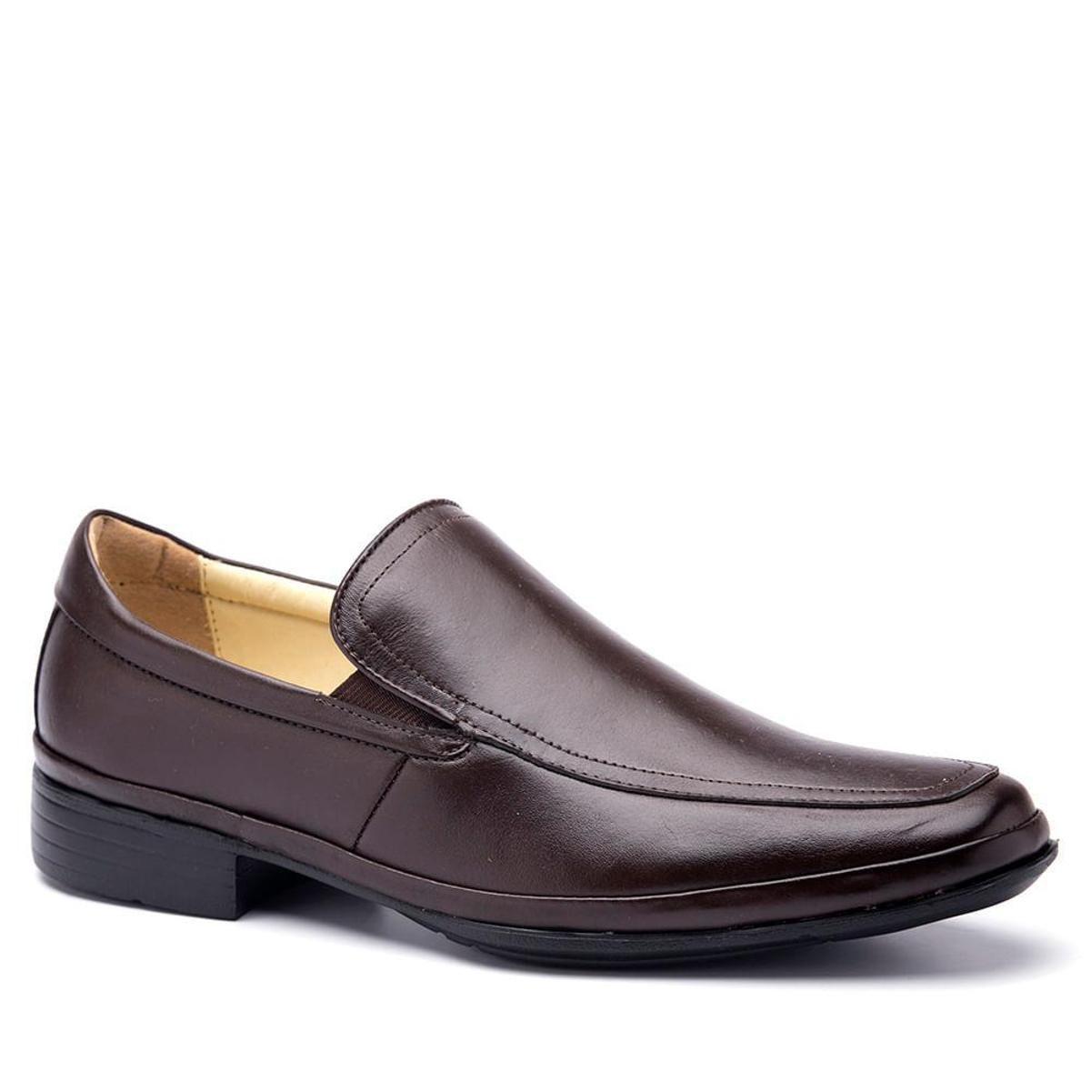 Social Doctor em Sapato Social Couro Café 3070 Masculino Sapato Shoes EgEFaqr
