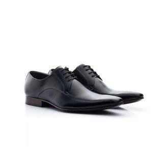 Sapato Social Masculino Bigioni Couro 300