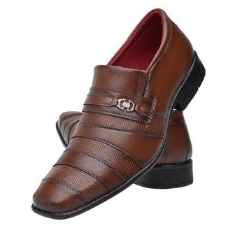 Sapato Social Masculino Casual Moderno Macio Leve Conforto