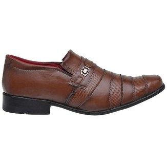 Sapato Social Masculino Clássico Dia a Dia Elegante Conforto