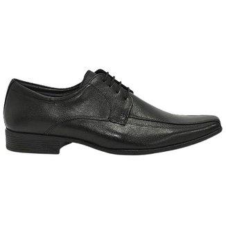 Sapato Social Masculino com Cadarço em Couro Jota Pé 77506