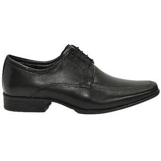 Sapato Social Masculino Com Cadarço Em Couro JotaPé 45009