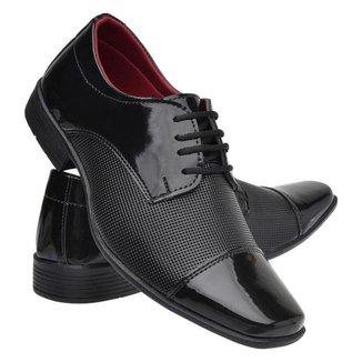 Sapato Social Masculino Confortável Dia a Dia Elegante Macio