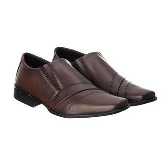 Sapato Social Masculino Confortável Leve Clássico Macio