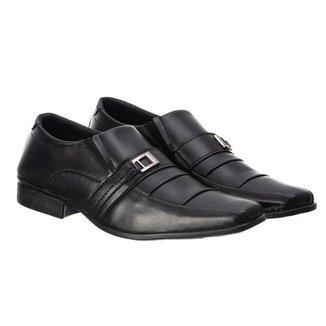 Sapato Social Masculino Confortável Macio Leve Clássico
