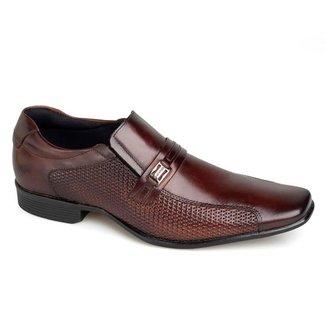 Sapato Social Masculino Couro Com Cinto Rafarillo 34039