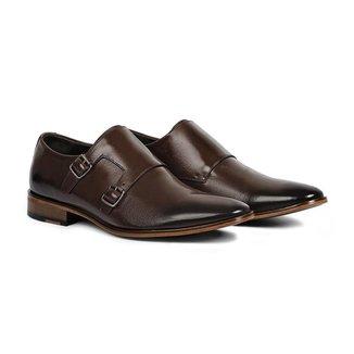 Sapato Social Masculino Couro Conforto Macio Sofisticado