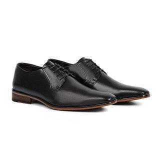 Sapato Social Masculino Couro Dia a Dia Confortável Elegante