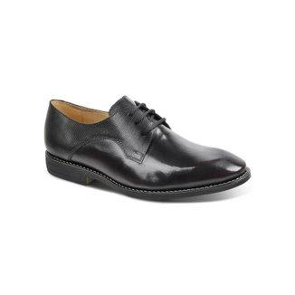 Sapato Social Masculino Derby Polo State