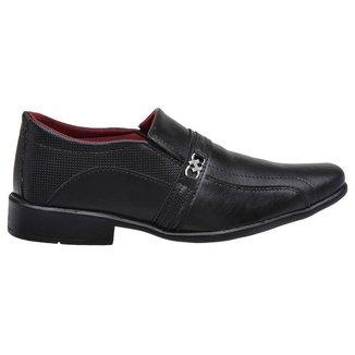 Sapato Social Masculino Elegante Confortável Macio Dia a Dia