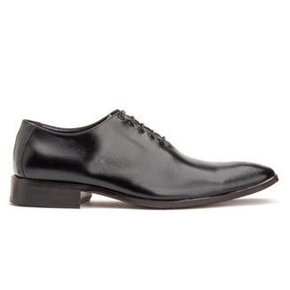 Sapato Social Masculino Em Couro Bigi2001 Preto