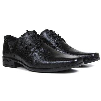 Sapato Social Masculino Em Couro - Cor