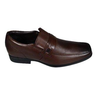 Sapato Social Masculino em Couro Ferricelli