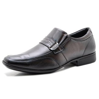 Sapato Social Masculino Em Couro Pipper 55305 Pc Cafe 327