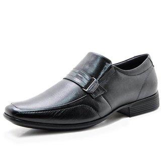 Sapato Social Masculino Em Couro Pipper 55305pc Preto 324