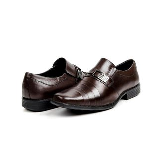 Sapato Social Masculino Francawear Couro FWR102