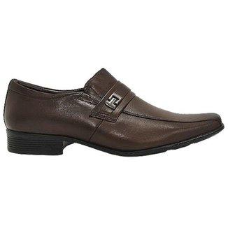 Sapato Social Masculino Jota Pé Em Couro 77501