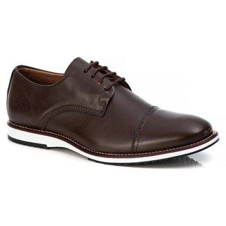 Sapato Social Masculino Loafer Em Couro