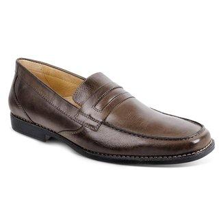 Sapato Social Masculino Loafer Sandro & Co Leonil