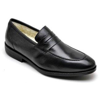 Sapato Social Masculino Loafer Sandro Masculino Coldness Preto
